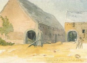 The Barn at La Haye Sainte
